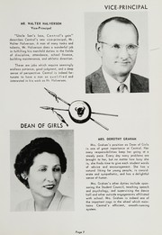 Page 11, 1959 Edition, Central High School - Wakitan Yearbook (St Joseph, MO) online yearbook collection