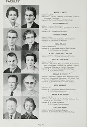 Page 16, 1959 Edition, Central High School - Wakitan Yearbook (St Joseph, MO) online yearbook collection
