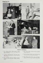 Page 17, 1959 Edition, Central High School - Wakitan Yearbook (St Joseph, MO) online yearbook collection