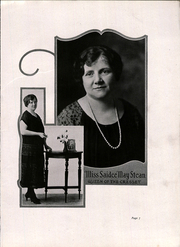 Page 11, 1925 Edition, Hickman High School - Cresset Yearbook (Columbia, MO) online yearbook collection
