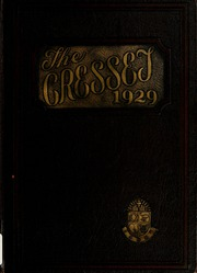 1929 Edition, Hickman High School - Cresset Yearbook (Columbia, MO)