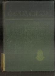 Page 1, 1935 Edition, Hickman High School - Cresset Yearbook (Columbia, MO) online yearbook collection