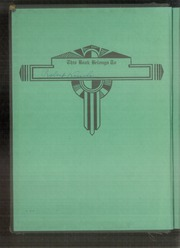 Page 2, 1935 Edition, Hickman High School - Cresset Yearbook (Columbia, MO) online yearbook collection