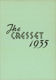Page 7, 1935 Edition, Hickman High School - Cresset Yearbook (Columbia, MO) online yearbook collection