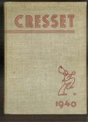 1940 Edition, Hickman High School - Cresset Yearbook (Columbia, MO)