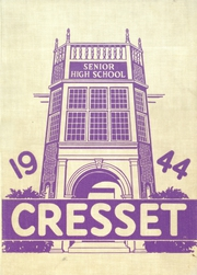 Page 1, 1944 Edition, Hickman High School - Cresset Yearbook (Columbia, MO) online yearbook collection