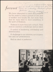 Page 9, 1944 Edition, Hickman High School - Cresset Yearbook (Columbia, MO) online yearbook collection