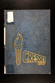 Hickman High School - Cresset Yearbook (Columbia, MO) online yearbook collection, 1947 Edition, Page 1