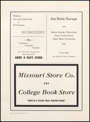 Page 124, 1950 Edition, Hickman High School - Cresset Yearbook (Columbia, MO) online yearbook collection