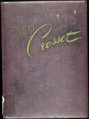 Hickman High School - Cresset Yearbook (Columbia, MO) online yearbook collection, 1951 Edition, Page 1
