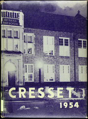 Page 1, 1954 Edition, Hickman High School - Cresset Yearbook (Columbia, MO) online yearbook collection