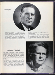 Page 11, 1954 Edition, Hickman High School - Cresset Yearbook (Columbia, MO) online yearbook collection