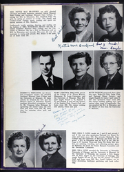 Page 12, 1954 Edition, Hickman High School - Cresset Yearbook (Columbia, MO) online yearbook collection