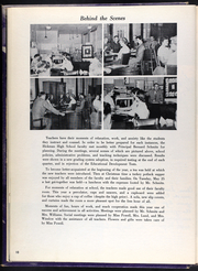 Page 16, 1954 Edition, Hickman High School - Cresset Yearbook (Columbia, MO) online yearbook collection