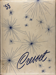 Page 1, 1955 Edition, Hickman High School - Cresset Yearbook (Columbia, MO) online yearbook collection