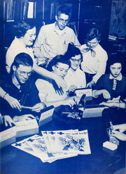 Page 17, 1955 Edition, Hickman High School - Cresset Yearbook (Columbia, MO) online yearbook collection