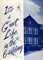 Page 6, 1955 Edition, Hickman High School - Cresset Yearbook (Columbia, MO) online yearbook collection