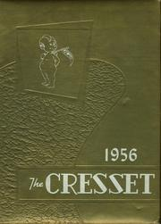 1956 Edition, Hickman High School - Cresset Yearbook (Columbia, MO)