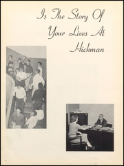 Page 10, 1959 Edition, Hickman High School - Cresset Yearbook (Columbia, MO) online yearbook collection