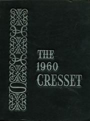 1960 Edition, Hickman High School - Cresset Yearbook (Columbia, MO)