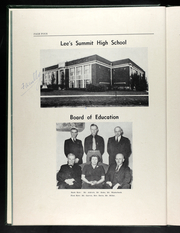 Page 8, 1946 Edition, Lees Summit High School - Reflector Yearbook (Lees Summit, MO) online yearbook collection