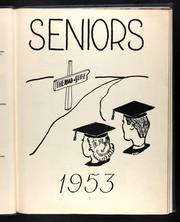 Page 11, 1953 Edition, Lees Summit High School - Reflector Yearbook (Lees Summit, MO) online yearbook collection