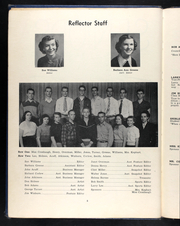 Page 12, 1953 Edition, Lees Summit High School - Reflector Yearbook (Lees Summit, MO) online yearbook collection