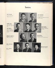 Page 13, 1953 Edition, Lees Summit High School - Reflector Yearbook (Lees Summit, MO) online yearbook collection