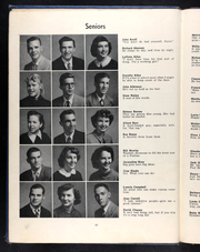 Page 14, 1953 Edition, Lees Summit High School - Reflector Yearbook (Lees Summit, MO) online yearbook collection