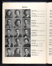 Page 16, 1953 Edition, Lees Summit High School - Reflector Yearbook (Lees Summit, MO) online yearbook collection