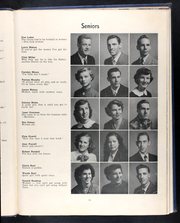 Page 17, 1953 Edition, Lees Summit High School - Reflector Yearbook (Lees Summit, MO) online yearbook collection