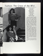 Page 9, 1984 Edition, Lees Summit High School - Reflector Yearbook (Lees Summit, MO) online yearbook collection