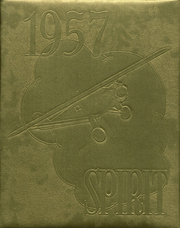 1957 Edition, Lindbergh High School - Spirit Yearbook (St Louis, MO)