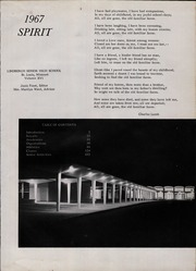 Page 5, 1967 Edition, Lindbergh High School - Spirit Yearbook (St Louis, MO) online yearbook collection