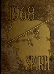 1968 Edition, Lindbergh High School - Spirit Yearbook (St Louis, MO)