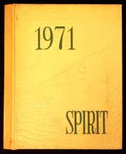1971 Edition, Lindbergh High School - Spirit Yearbook (St Louis, MO)