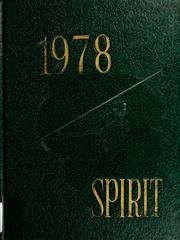 Lindbergh High School - Spirit Yearbook (St Louis, MO) online yearbook collection, 1978 Edition, Page 1