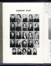 Page 14, 1941 Edition, Raytown High School - Ramizzou Yearbook (Raytown, MO) online yearbook collection