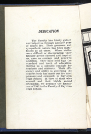 Page 6, 1941 Edition, Raytown High School - Ramizzou Yearbook (Raytown, MO) online yearbook collection