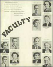 Page 14, 1954 Edition, Raytown High School - Ramizzou Yearbook (Raytown, MO) online yearbook collection