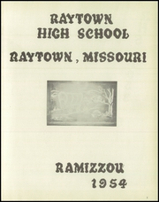 Page 5, 1954 Edition, Raytown High School - Ramizzou Yearbook (Raytown, MO) online yearbook collection