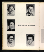 Page 14, 1959 Edition, Raytown High School - Ramizzou Yearbook (Raytown, MO) online yearbook collection