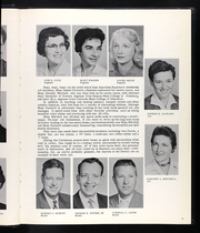 Page 11, 1961 Edition, Raytown High School - Ramizzou Yearbook (Raytown, MO) online yearbook collection