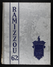 Page 1, 1962 Edition, Raytown High School - Ramizzou Yearbook (Raytown, MO) online yearbook collection
