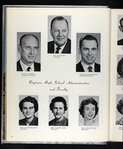 Page 14, 1962 Edition, Raytown High School - Ramizzou Yearbook (Raytown, MO) online yearbook collection