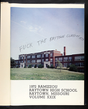 Page 13, 1972 Edition, Raytown High School - Ramizzou Yearbook (Raytown, MO) online yearbook collection