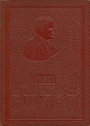 Page 1, 1936 Edition, Roosevelt High School - Bwana Yearbook (St Louis, MO) online yearbook collection