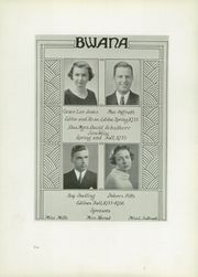 Page 14, 1936 Edition, Roosevelt High School - Bwana Yearbook (St Louis, MO) online yearbook collection