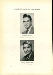 Page 16, 1944 Edition, Roosevelt High School - Bwana Yearbook (St Louis, MO) online yearbook collection