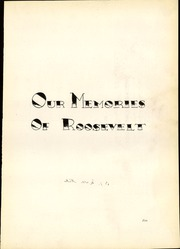 Page 9, 1944 Edition, Roosevelt High School - Bwana Yearbook (St Louis, MO) online yearbook collection